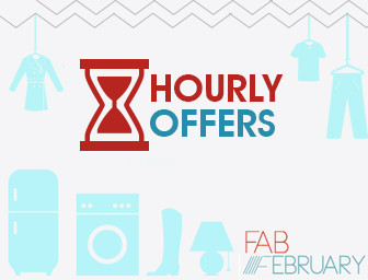 Hourly offers Sale is Live Now