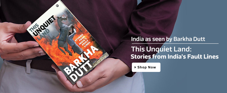 This Unquiet Land : Stories from India's Fault Lines