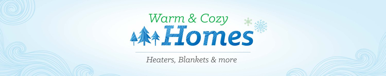 Blankets heaters