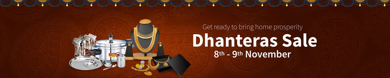 Amazon Dhanteras Sale