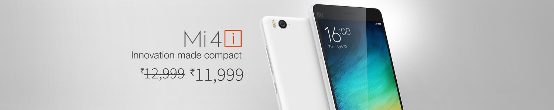 Xiaomi Mi4i price