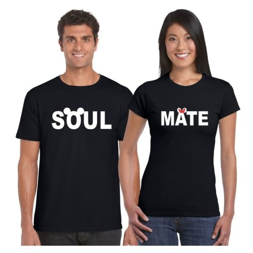 Valentine day gift Couple t-shirts