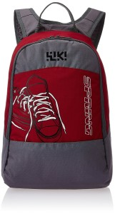 Wildcraft Red Casual Backpack