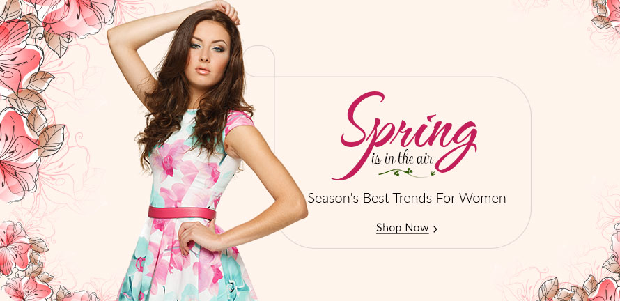 Flaunt The Latest Trends for women
